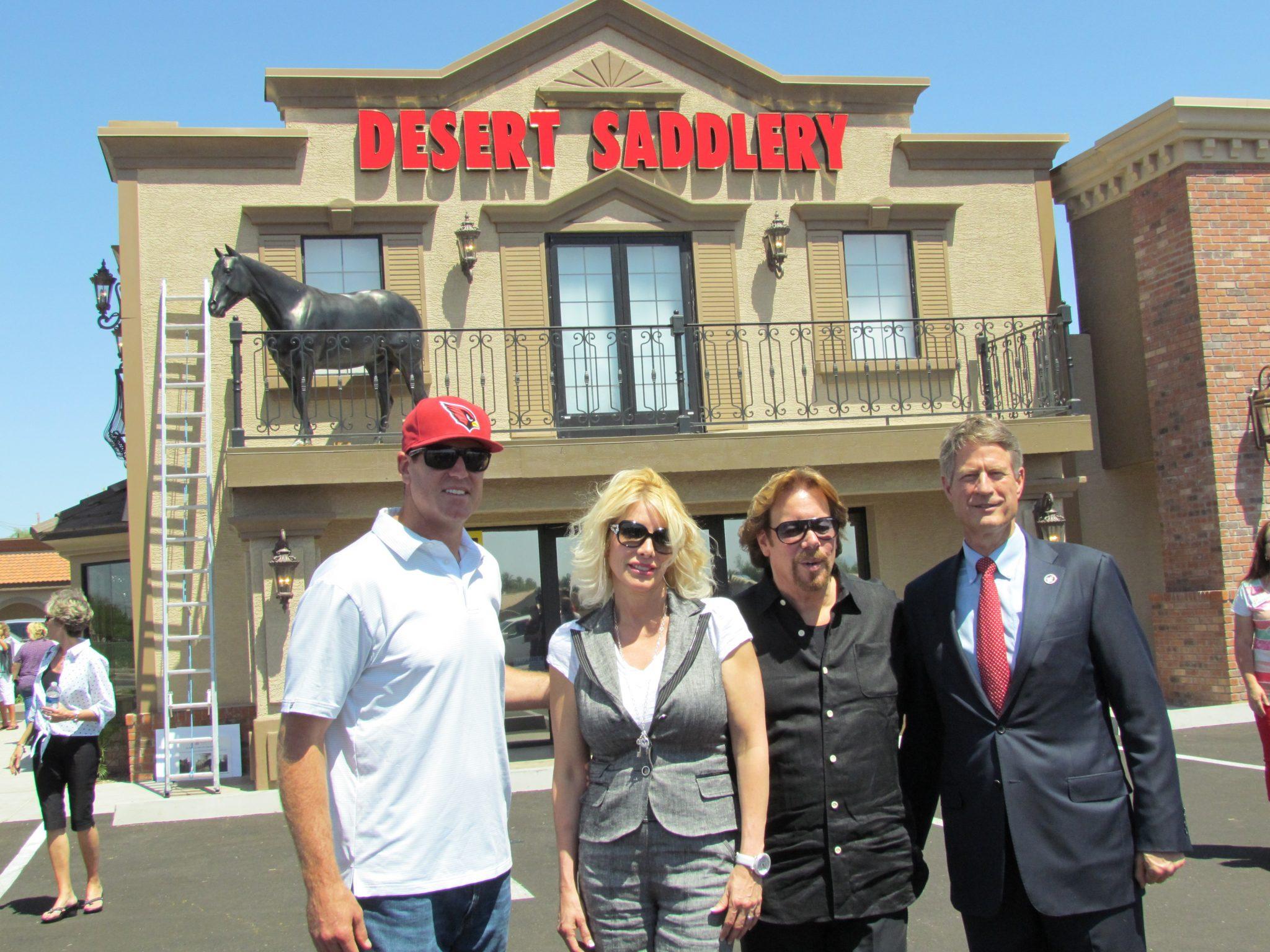 Carson, Cheryl Pollack, Michael, Mayor Lewis